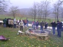 """""""Márton-napi újbor kóstoló és ludasságok"""" 2012.11.10."""
