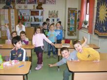 Iskolánkba látogattak a nagycsoportos óvodások