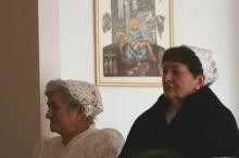 """"""" Magyarországi Szlovák Népdalok Ünnepe"""" elnevezésű megmérettetésen Asszonykórusunk arany minősítést kapott"""