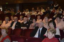Eredményesen szerepelt a Piliscsévi Szlovák Nyugdíjas Klub Őszirózsa Dalköre Budapesten