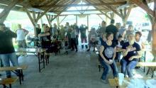 Főzőverseny a piliscsévi Pincefaluban