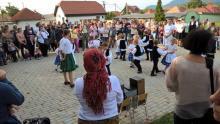 Szüreti felvonulás és mulatság Piliscséven 2016. szeptember 25-én