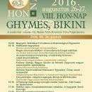 HON-NAP KOMÁROM IGMÁNDI ERŐD 2016.augusztus 26-27.
