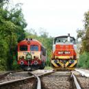 2 Budapest - Esztergom között közlekedő vonatok módosított menetrendje