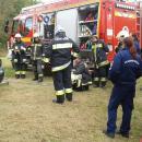 Önkéntes mentőcsoportok ismétlő gyakorlata