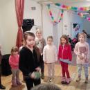 Iskolanyitogató – Farsangi táncház