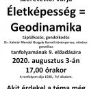 Geodinamika újra előadás.