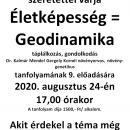 Geodinamika 10 előadás