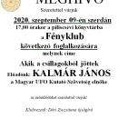 Fényklub szeptember