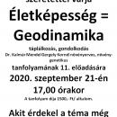 Geodinamika 11.előadás