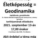 Geodinamika előadás.